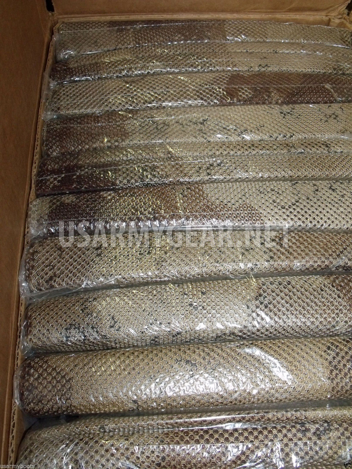 New Desert Camo Netting 5 X 8 Us Army Gear