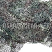 Woodland Camo Netting Hunting Net Deer Blind Veil Cover 5x8 Ghillie Mesh 5 x 8