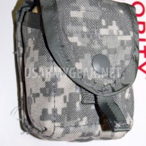New Us Army Acu Digital Camo Military Hand Grenade Pouch