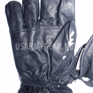 USA Army USMC Leather Cold Wet Weather ICW High Quality Gloves XXL 2 XL 6 USGI