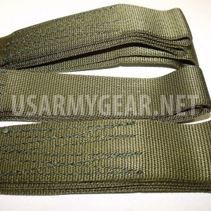 Made in USA 5' Tow Strap Cargo Sling 9000 lb Tensile Strength Webbing Emergency