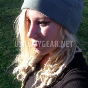USA Made ECWCS Polartec Foliage Green ACU Fleece Skull Watch Beanie Army Cap Hat