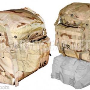 US ARMY MILITARY Surplus Molle RUCKSACK DESERT back pack MAIN PACK