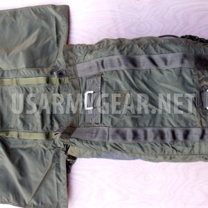 Made in USA Army Military 22 ft OD Green Cargo PARACHUTE Deployment BAG PACK GI