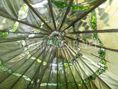Us Parachute Canopy Party Tent Garden Umbrella Wedding