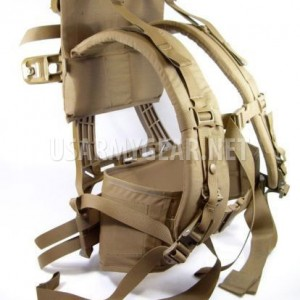 New USMC FILBE Complete Suspension System Shoulder Strap Waist Belt Frame Coyote