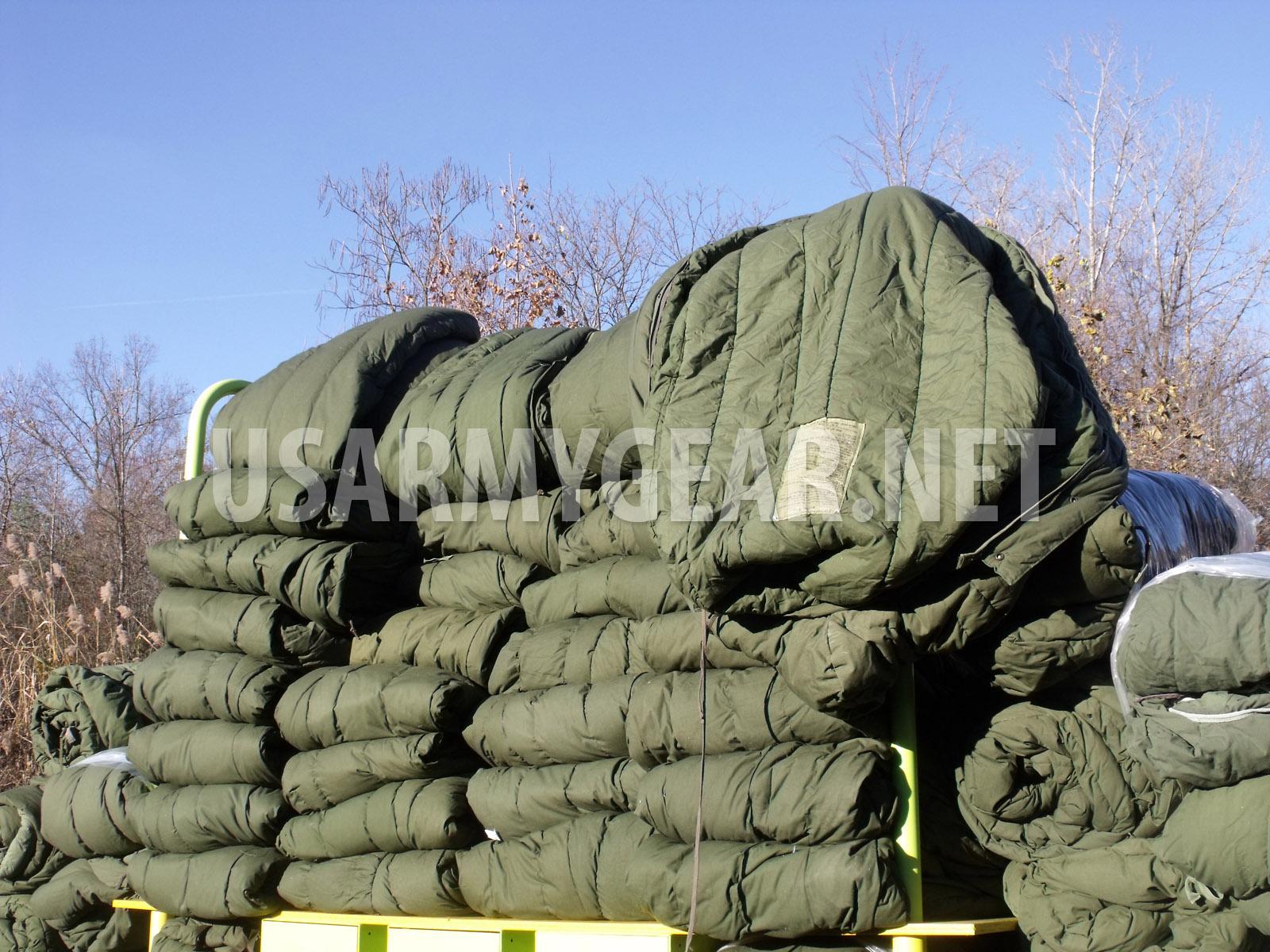 Very Warm Military Us Army Subzero Extreme Cold Weather