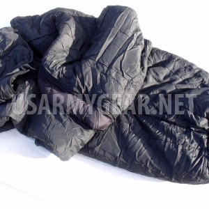 USA made MILITARY Black -10° INTERMEDIATE Sleeping Bag Modular Sleep System Part