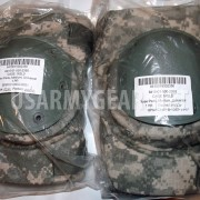 US Army New ACU Digital Camo Heavy Duty Knee Pad Work Paintball Airsoft M L USGI
