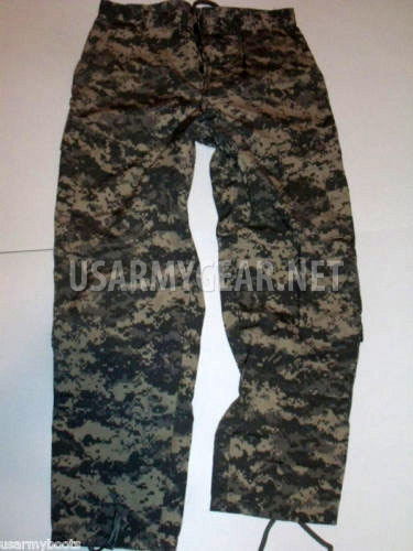New NYCO Made in USA Digital ACU Military Pants
