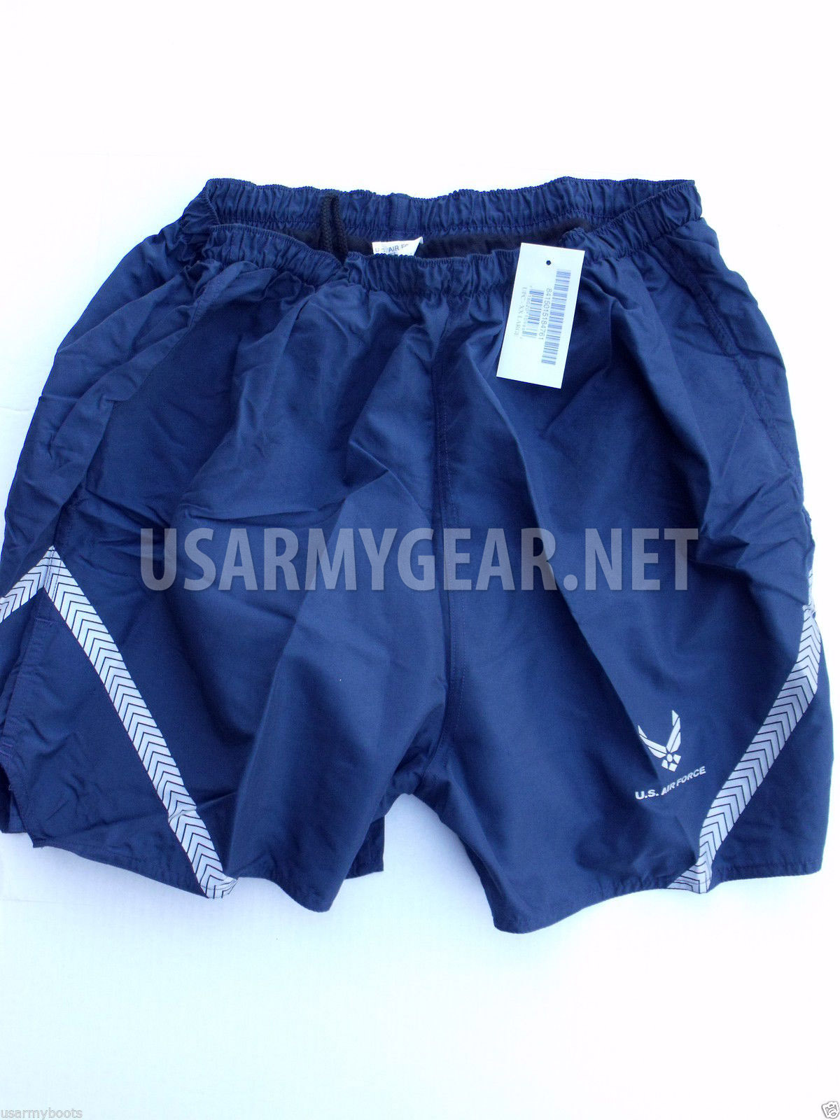 U S Air Force Trunks Physical Training Uniform Shorts