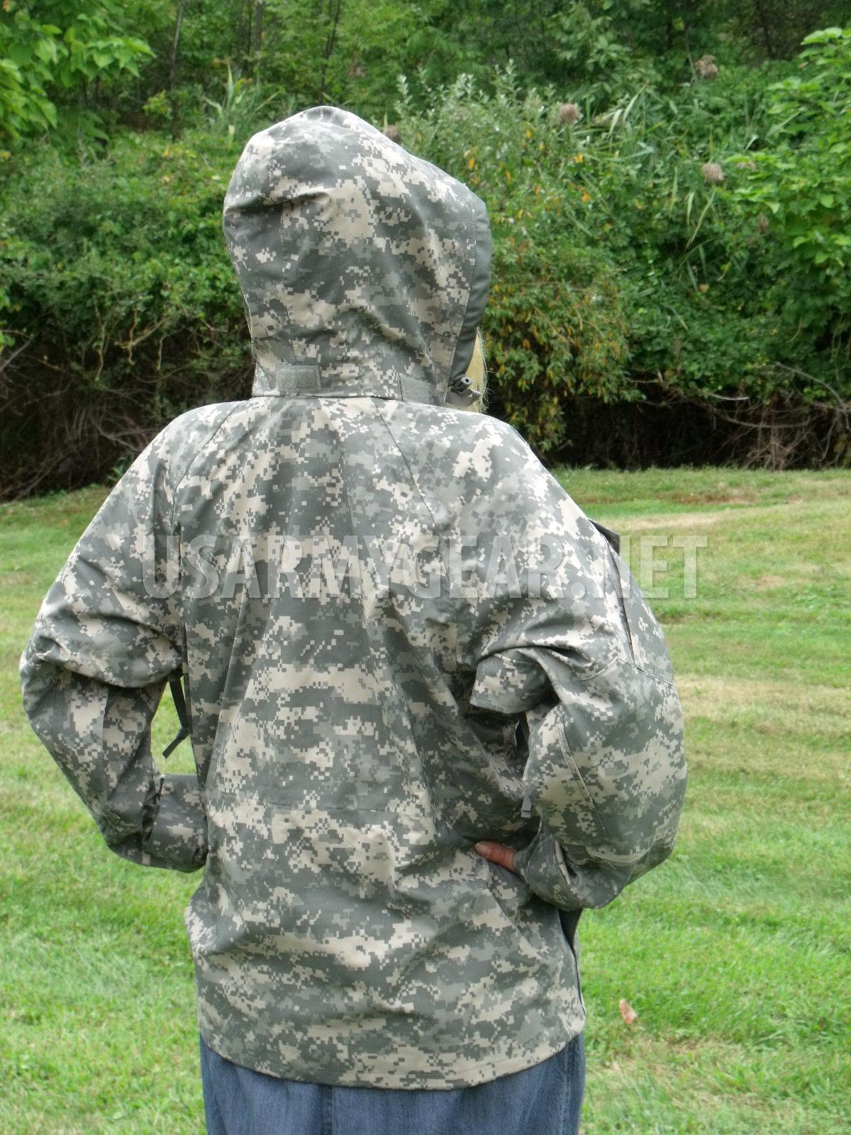 Genuine US Army GEN 2 II EWCWS Goretex Waterproof Acu ...