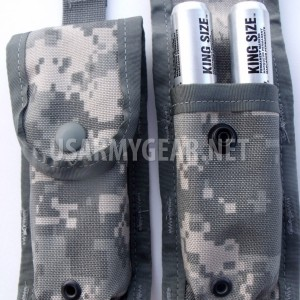9MM 9 MM Single ACU Pouch