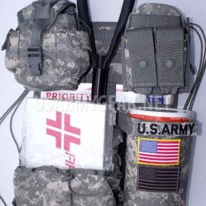 Military Humvee SUV Truck Car Organizer Storage Bag Tool Holder Box Seat Panel
