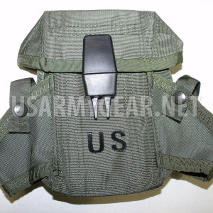 Small Arm Ammo OD Pouch
