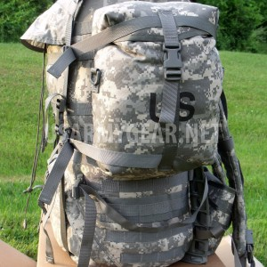 New Us Army Molle ll Acu Digital Sustainment Pouch