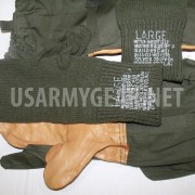 New US Army Cold Weather Trigger Finger Hunting Glove Mittens Military Surplus L