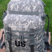 New Made in USA Digital ACU 3 Days Army Assault Back Pack Molle Ruck Sack USGI