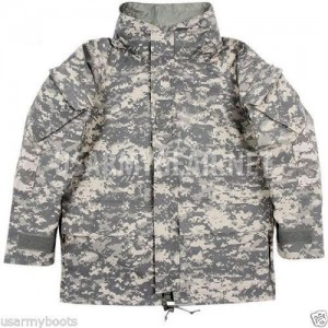 Genuine US Army GEN 2 II EWCWS Goretex Waterproof Acu Parka Jacket S,M,L,XL,XXL