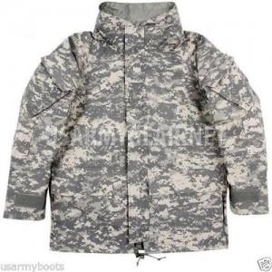 Genuine US Army GEN 2 II EWCWS Goretex Waterproof Acu Parka Jacket S,M,L,XL,XXL