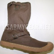 $79 Sold Out Palladium Balla Pomp Light Canvas Rubber Flat Khaki Designer Boots
