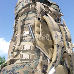 USMC MARPAT COMPLETE ILBE Main Back Pack,Belt+LID+Radio P. USGI ARMY BUG OUT GUC