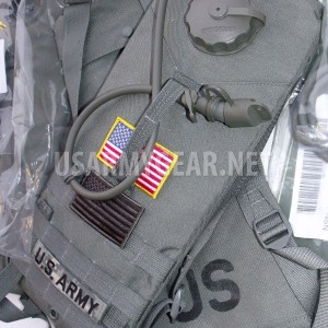 US.Army USMC Foliage / Coyote 3 L Hydramax Hydration System Carrier / Bladder GI