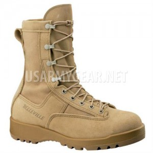 790 G Belleville Desert Tan Combat Goretex Army Military Boy's Kid's Hot Boots