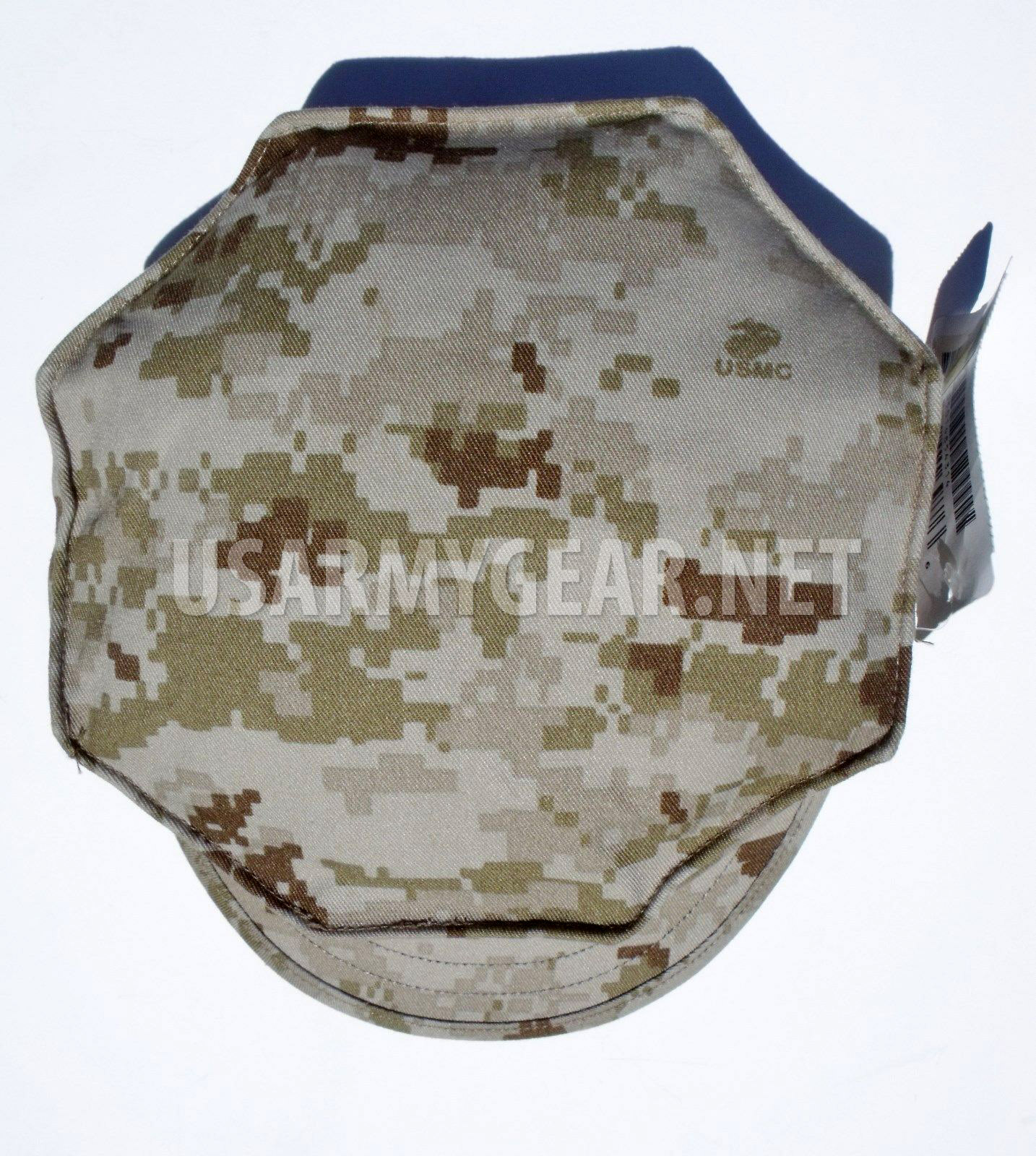 Marine Corps Fatigue Cap USMC 8 Point Cover MARPAT Desert