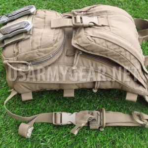 USMC FILBE Hydration Carrier Coyote Marine Backpack Assembly Needs 3 L Bladder
