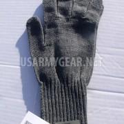 US Army USMC Foliage Green CW Lightweight Glove Insert Medium M > wear as Gloves