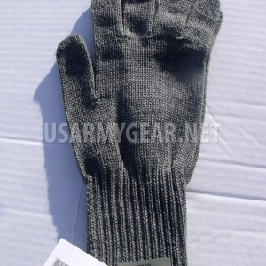 US Army USMC Foliage Green CW Lightweight Glove Insert Medium M > wear as Gloves