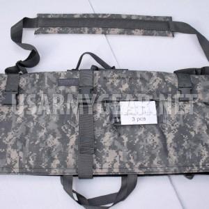 US Army Machine Gun Barrel Rifle Carrying Tactical Case Bag ACU M240B M249 SAW