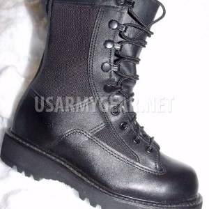 Hot Youth Kids Boys US Army Military Leather Waterproof Goretex Boots Belleville