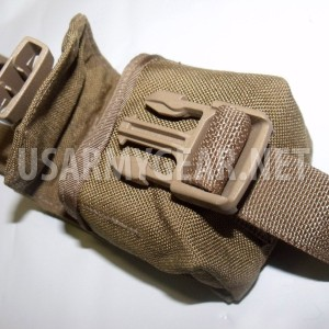 Made in Usa USMC Coyote Brown Molle 2 Frag Grenade Pouch Army Military Eagle Industries