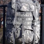 Made in USA Army MOLLE II Ruck Sack ACU Digital Rucksack Back Pack Main Bag USGI