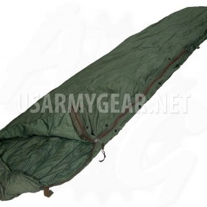 Made in US Army/USMC Military Patrol OD Green Sleeping bag - Modular system part