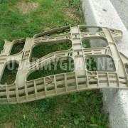 New Gen 4 Molle ll Coyote Desert Tan Large Ruck Sack Backpack Frame Plastic USGI
