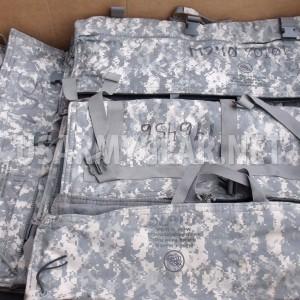 US Army Bulldog ACU M240B/ M249 SAW Spare Barrel Bag Carrier w Sling