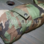 Made in USA US Army MOLLE II Woodland Waist Bag, Fanny Pack