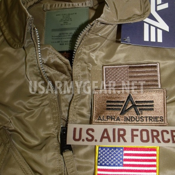 Made in USA Alpha Industries CWU-45P Military, Pilot, Bomber ...