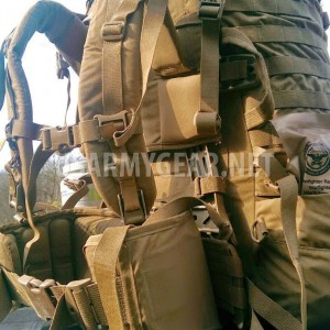 USMC Molle ll FILBE US Marine Coyote Rucksack Main Back Pack Straps Belt Pouches