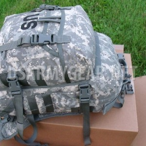 New US Army Military Issue Digital ACU Assault 3 Days Molle Back Pack Ruck Sack