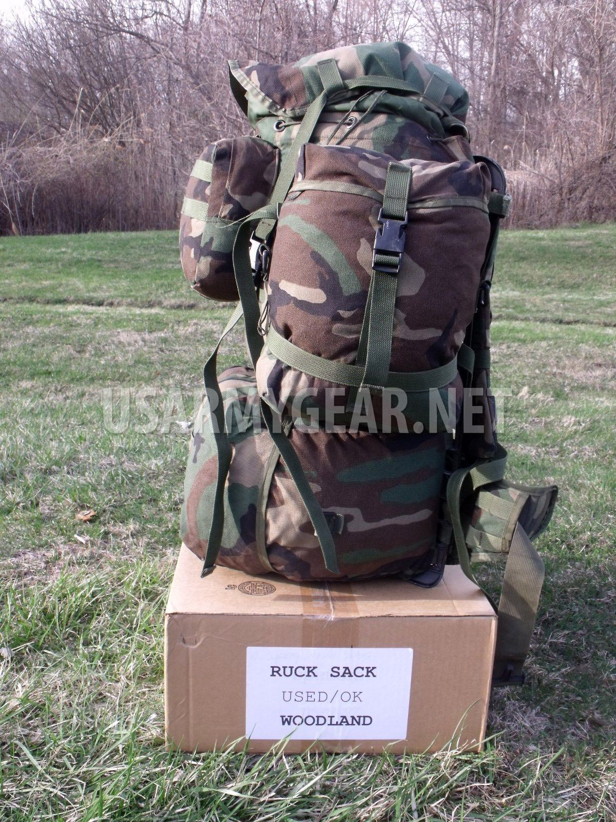 10 Box of New Molle LARGE RUCKSACK PACK FRAMES Gen 4 USGI US Army Military Tan