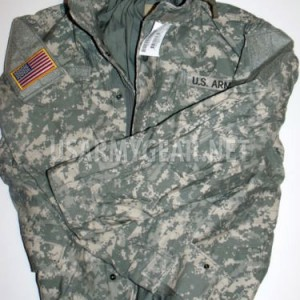 NEW US ARMY ACU FIELD JACKET COAT M65 M,L,XL,XXL w HOOD