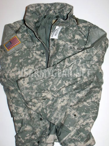 NEW Made In USA Army ACU Field Jacket e303a47bd854