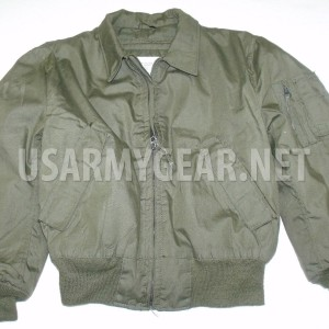 New US Military Cold Weather High Temperature Resistant Aramid Flyer's Jacket GI