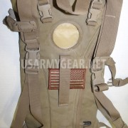 Made in USA Marine Pattern ILBE 3L USMC Hydration Carrier Bag Back Pack Coyote