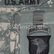 New 101st Airborne Division ACU Patch Set+ US.Army Tab-Uniform Shirt Jacket M 65