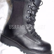 Army Hot Youth Kids Boys Military Waterproof Goretex Leather Boots 3W Belleville